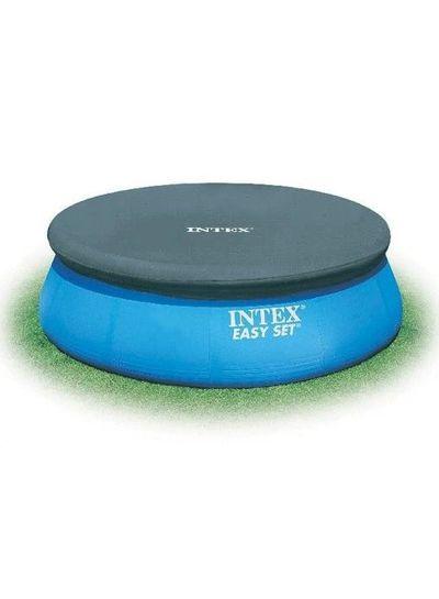 Intex 366cm afdekzeil rond webshop bouwman zwembaden - Omtrek zwembad ...