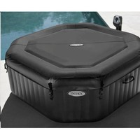Intex jacuzzi Onyx Black Octagan 6 personen