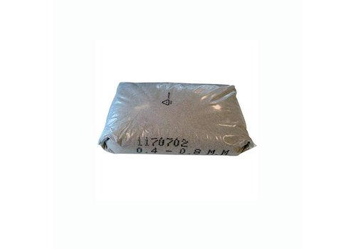 Filterzand zak 25kg