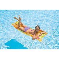 thumb-Intex bloemen luchtbed voor in zwembad verkrijgbaar in meerdere kleuren!-3