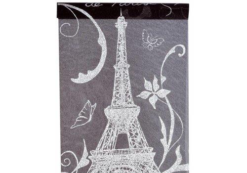 Tafelloper Parijs zwart