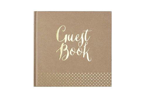 Gastenboek karton