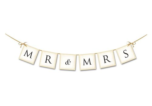Mr & Mrs Guirlande