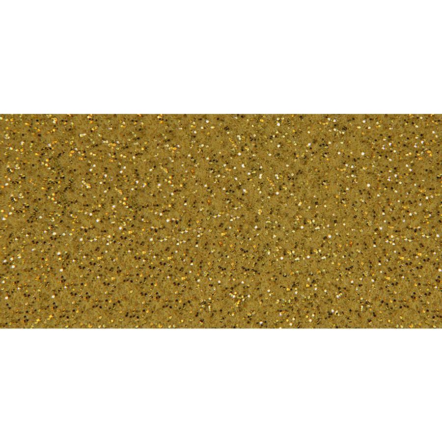 Gouden glitter loper