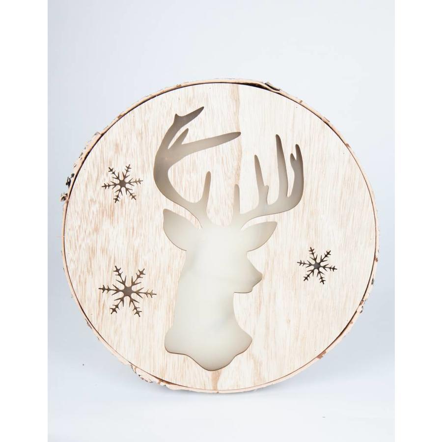Houten kerstboom - Perfect Decorations