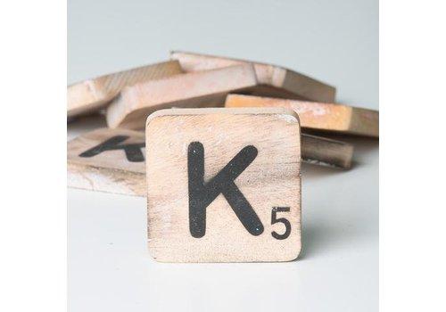 Scrabble letters (A-Z)