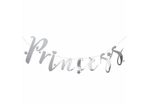 Slinger Princess zilver