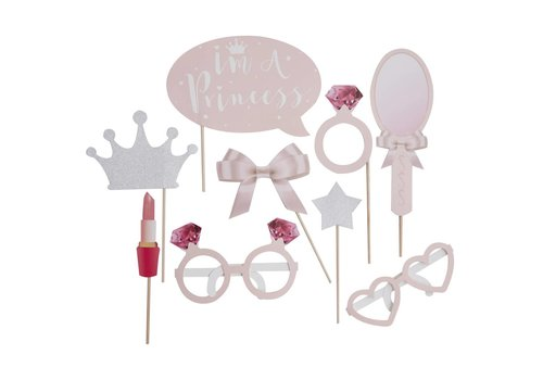 Photoprops Princess (9 delig)
