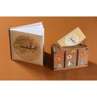 Enveloppendoos travel koffer (klein)