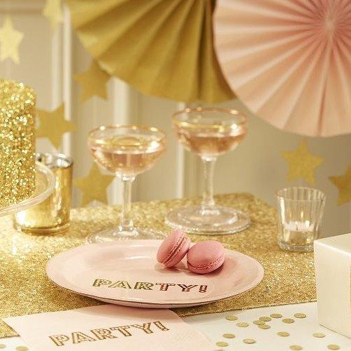 Glitter en Glamour feest