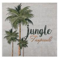 Servetten jungle (20 stuks)