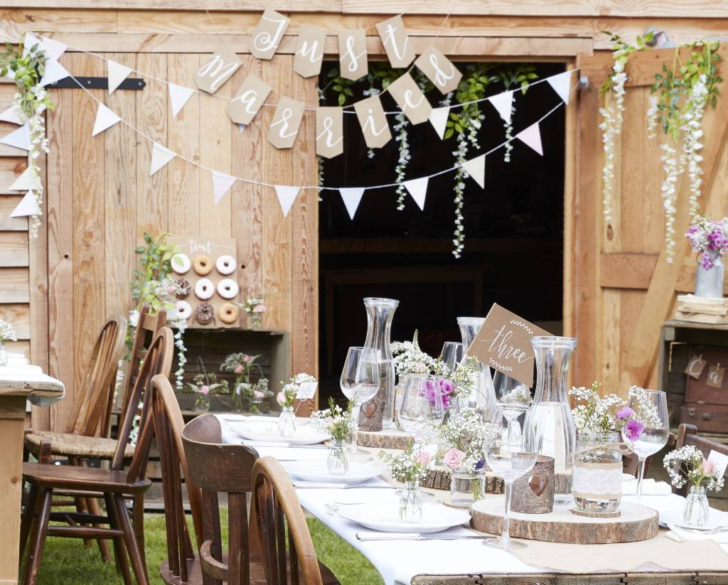 Rustic Country Wedding Collection