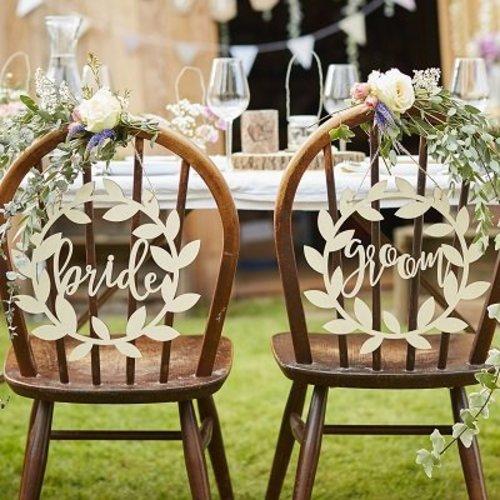 Decoratie huwelijksceremonie
