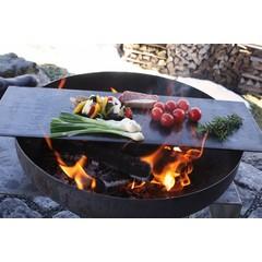 Raumgestalt Teppanyaki plaat voor vuurschaal