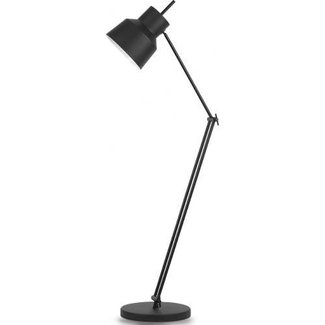 It's about RoMi Its About Romi Vloerlamp Belfast zwart