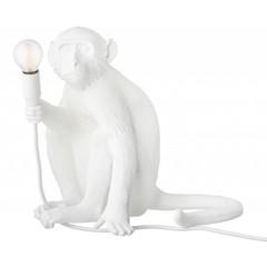 Seletti Monkey lamp sitting