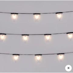 Seletti Seletti lichtvlaggen snoer
