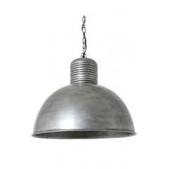 Light & Living Stalen hanglamp Annalies Pewster