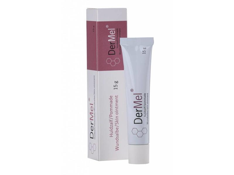 DerMel® skin ointment medical grade honey - 15 gram