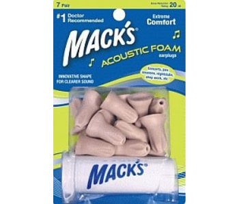 Mack's Acoustic Foam - 7 paar
