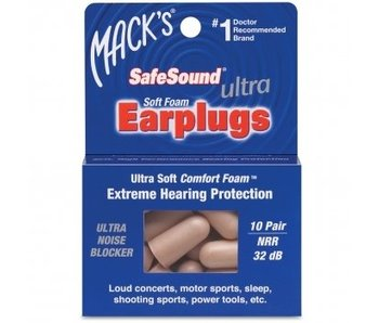 Mack's Ultra sicherer Sound - 10 Paar