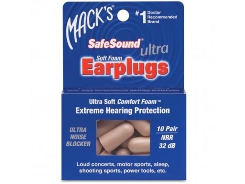 Mack's Ultra sicherer Sound - 10 Paar