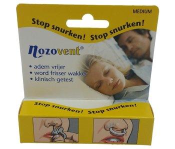 Nozovent nasal dilitator