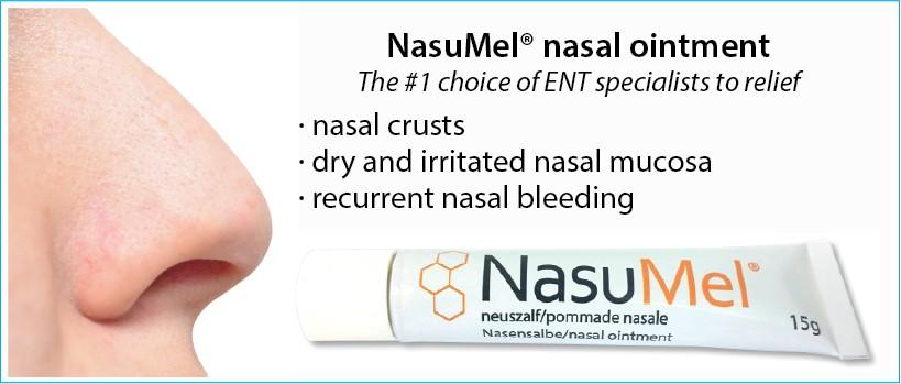 NasuMel nasal ointment