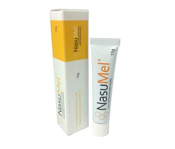 NasuMel®, nasal ointment with medical-grade honey