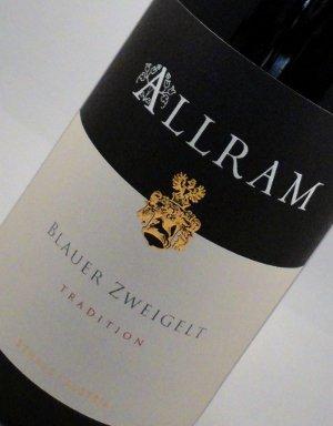Heerlijk zomers rood - Blauer Zweigelt van Weingut Allram