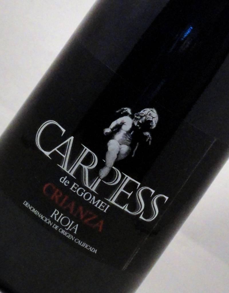 Rioja Crianza Carpess - Finca Egomei