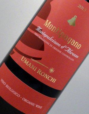 Lichte, fruitige Italiaanse rode wijn - Montepulciano d'Abruzzo