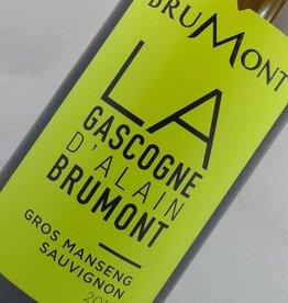 Côtes de Gascogne Gros Manseng/Sauvignon blanc - Brumont