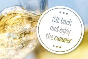 3 zomerse wijnen in ons glas