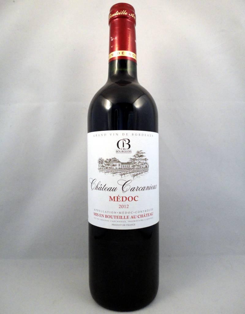 Médoc Cru Bourgeois - Château Carcanieux