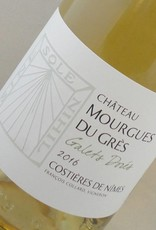 Costières de Nîmes Galets Dorés - Château Mourgues du Grès