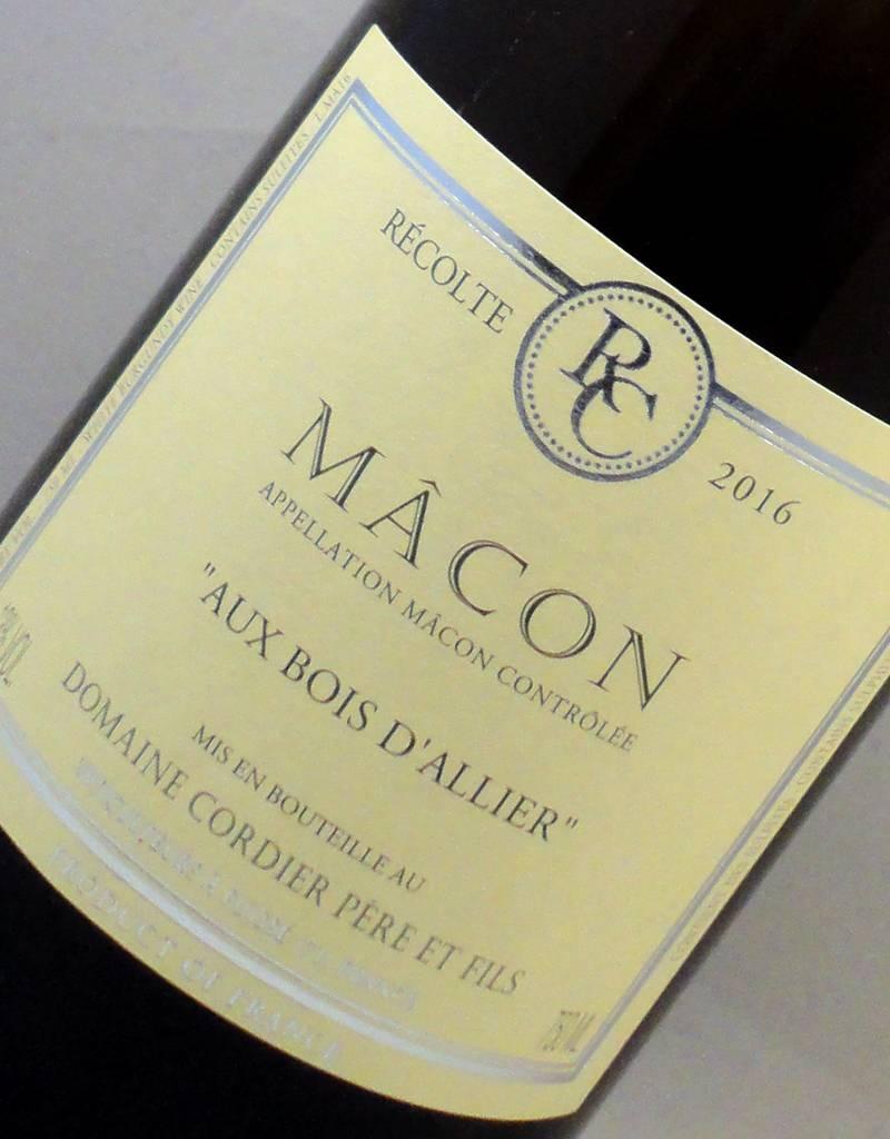 Mâcon aux Bois d'Allier - Domaine Cordier