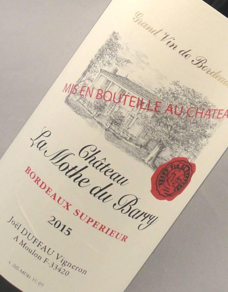 Bordeaux Supérieur - Château La Mothe du Barry