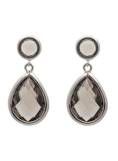 Oorbel Black Diamond
