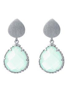 Oorbel Vival Crysolite Opal