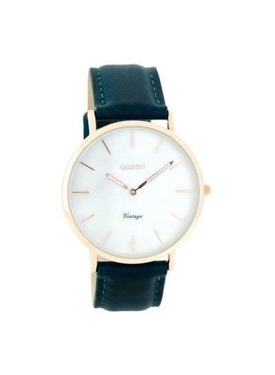 OZOO Horloge Patrol white pearl