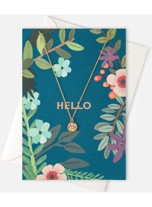 Hello Giftcard Flower