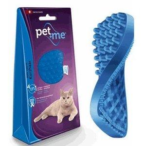 PET+ME Kattenborstel kort haar