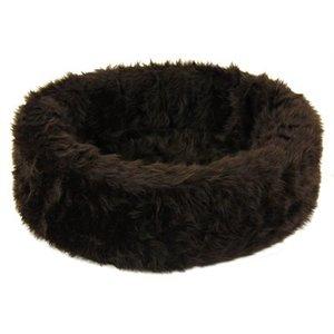 Petcomfort Petcomfort hondenmand bont bruin