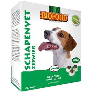 Biofood Biofood schapenvet mini bonbons zeewier