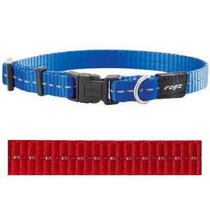 Rogz for dogs Rogz for dogs nitelife halsband rood