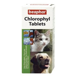 Beaphar Beaphar chlorophyl tabletten