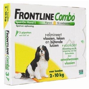 Frontline Frontline hond combo spot on 3 pack