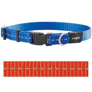 Rogz for dogs Rogz for dogs nitelife halsband oranje