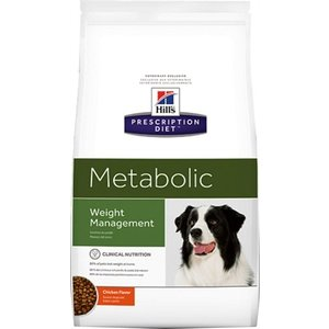 Hill's prescription diet Hill's canine metabolic
